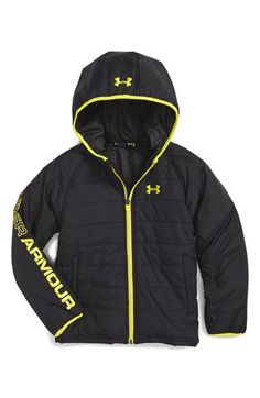 Under Armour 'Hudson' Quilted Jacket (Toddler Boys & Little Boys)