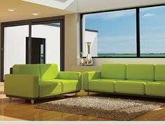 Photo about An image of a modern living room. Image of contemporary, design, decoration - 9993263 Hinged Patio Doors, Modern Living, Home Improvement, Windows, Contemporary, Living Room, Furniture, Home Decor, Image
