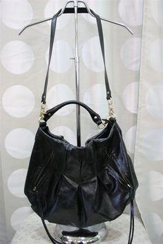 Black Hobo Bag via boutiika.com $149