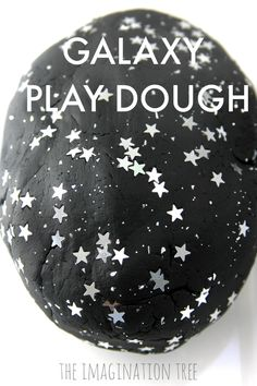 Space Stars Galaxy Play Dough and Space Small World - The Imagination Tree - Make galaxy play dough for exciting space themed imaginative play and small world play set ups. Space themed play dough fun for preschoolers to enjoy! Space Preschool, Space Activities, Preschool Activities, Themes For Preschool, Party Activities, Outer Space Theme, Small World Play, Space Party, To Infinity And Beyond