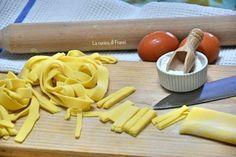 Pasta all'uovo senza glutine