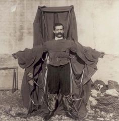 Franz Reichelt: salto mortal