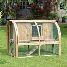The Rabbit & Guinea Pig Hutch