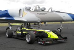 The Erebus Academy F3 car ready to take on anything!