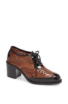 Jeffrey Campbell 'Fremont' Oxford available at #Nordstrom
