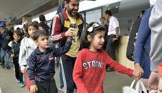 Refugiados fogem de Portugal