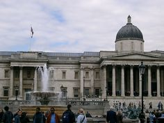 Trafalgar Square by edwin.11, via Flickr