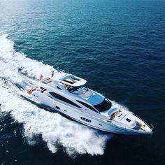Sunseeker 88 Yacht #boatim #yacht #motoryacht #motorboat #yachtlife #instayacht…