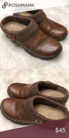 6744244a255 Dansko slip resistant leather clogs EUC Preworn but still great condition!  Leather has been conditioned