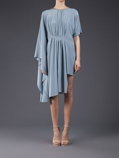 MAISON MARTIN MARGIELA  Drape dress