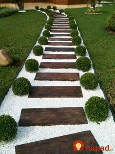 Oplatí sa vidieť každý jeden: 27 úžasných nápadov na záhradné chodníky a cestičky, ktoré vie si viete zhotoviť úplne sami!