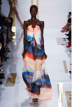 3- Fashion interpretation Diana Von Furstenberg spring 2014