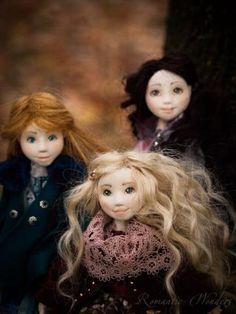 Romantic Wonder Dolls | Romantic Wonders