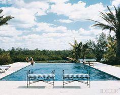Best Beach House Photos- Photos of Beach House Design - ELLE DECOR