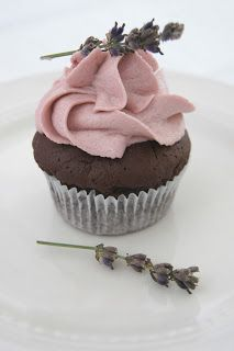 Veganpassion: Lilac Dream Cupcakes