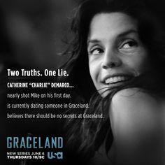 Graceland TV Show Mike | ... Wiki about the USA Network television show Graceland. #GracelandTV