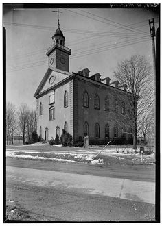 Kirtland-Temple-1934 Mormon Temples, Lds Temples, Kirtland Temple, Community Of Christ, Temple Lds, Later Day Saints, My Father's House, Church History, Lds Church