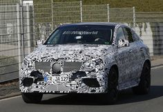 Upcoming #Mercedes MLC/ML Coupe Already Getting the #AMG Treatment - MBWorld.org