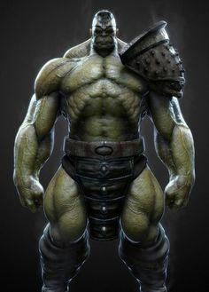 Hulk gerreiro