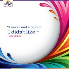 One of the most  positive influences on the human mind is  colour. Inspiring 31ba1b7881e0