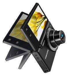 samsung MV800 compact digital camera