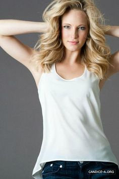 The Vampire Diaries - Candice Accola as Caroline Forbes