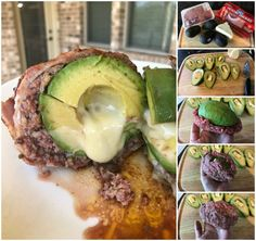 Keto Friendly Avocado Beef Bombs Recipe