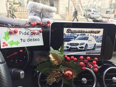 Bienvenid@s a mi #taxi!!! #navidaddulcenavidad #Diciembre #viajes #taxinigranmaria #taxinima #vuelos #vacaciones