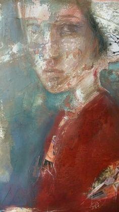acrylic in progress, detail 17/01/15