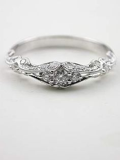 fairy tale liked unique wedding ring