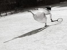 In the Air - Le Voleur d'images Le Tennis, Diane Arbus, Edward Weston, Ski Jumping, French Photographers, Editorial Photography, Photography Magazine, Great Friends, Human Body