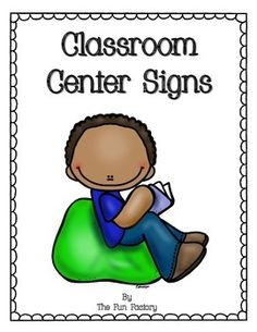 If you need to label your classroom centers, then this freebie is for you! Signs include: Blocks Computer Letters Math Library Sand and Water Dramatic Play Listening Preschool Center Signs, Classroom Center Signs, Classroom Labels, Classroom Tools, Kindergarten Centers, Autism Classroom, Teacher Tools, Preschool Classroom, Literacy Centers