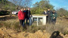 Concejales del equipo de gobierno visitan obras y proyectos en zonas agrícolas