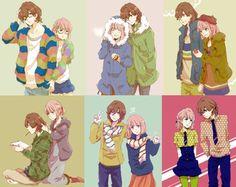 Reji and haruka
