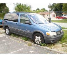 pontiac van - $1500 (gallatin) 2000 min van runs good everything works good has no promblems 615-521-9162