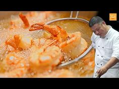 Simple Shrimp Recipe that Is Awesome | Cooking with Masterchef • Taste Show - YouTube Chinese Shrimp Recipes, Shrimp Recipes Easy, Seafood Recipes, Indian Food Recipes, Asian Recipes, Appetizer Recipes, Grilling Recipes, Cooking Recipes, Prawn Dishes