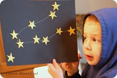 """Outer Space theme...using book """"Curious George and the Rocket"""" from Totally Tots"""