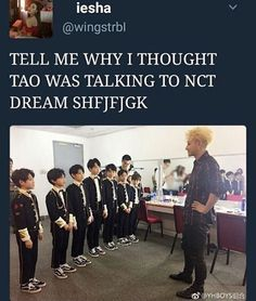 LOL, but the nct dream members are actually pretty much fully grown