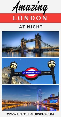 London England: Best things to do in London at night. After dark London travel guide. Best London views at night | London pubs | London bars | London museums with late opening | London safety tips | London transport at night #london #cityguide #travel