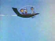 Jetsons Here's George Jetson, Daughter Judy, Jane his wife, his boy Elroy their dog Astro!
