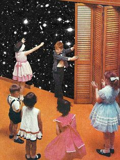Just a Few More Steps, Collage by Eugenia Loli