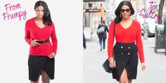 10 Easy Ways to Look Instantly Less Frumpy -Cosmopolitan.com