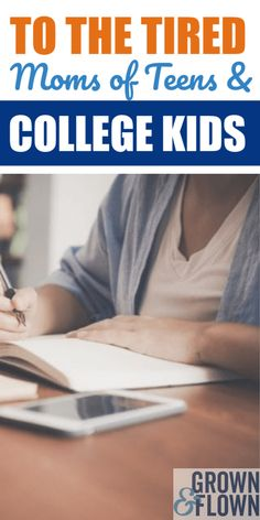 Moms of Teens, here is the open letter you were hungry for – Earn College Scholarships Parenting Goals, Parenting Teens, Parenting Hacks, Natural Parenting, High School Life, College Life, Tired Mom, Raising Teenagers, Teen Life