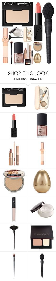"""""""Untitled #137"""" by lucy-wild on Polyvore featuring beauty, NARS Cosmetics, Jane Iredale, Physicians Formula, TheBalm, Tony Moly, Laura Mercier, Japonesque and Bare Escentuals"""