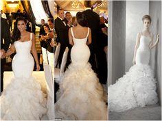 Wedding Diaries | The Wedding Dress - KnotsVilla