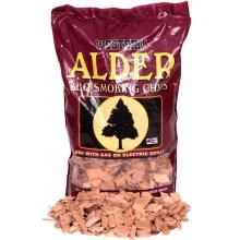 Can be mixed with other fruit woods for a custom flavor. Western Alder BBQ Smoking Chips #BBQGuys