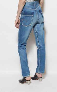 Vetements jeans (Fashion Gone rouge) back on stock @wendelavandijk