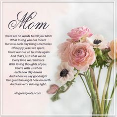 In_Loving_Memory_Cards_For_Mom_What_Losing_You_Has_Meant
