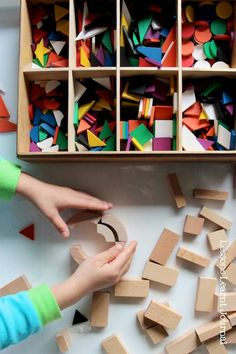 A beautiful set of toys with endless possibilities. Good resource for playing and learning at home. $