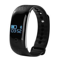 Smart Bracelet Bluetooth4.0 Smartwatch Heart Rate Monitor Fitness Health Tracker #UnbrandedGeneric